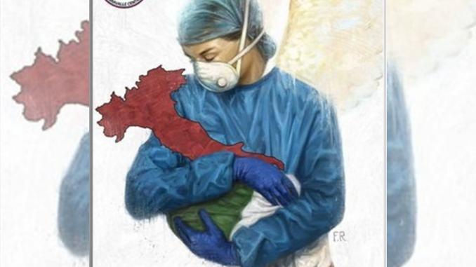 Coronavirus, l'Italia è quella tipa talentuosa con tacco 12, si rialzerà, ci rialzeremo