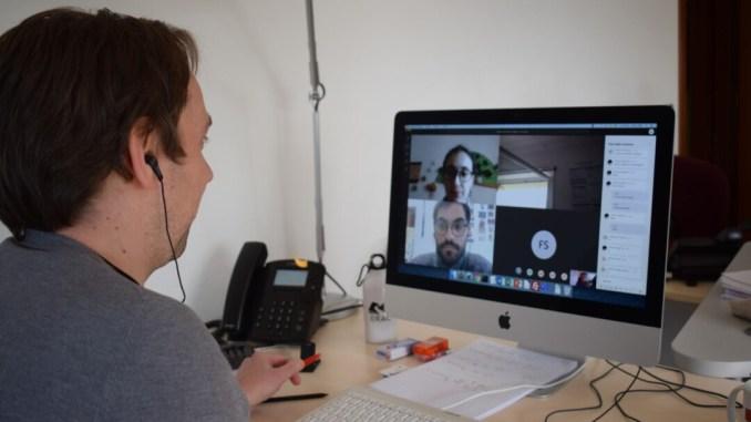 Unistrapg iniziate le lezioni online, ai corsi di laurea triennale e magistrale