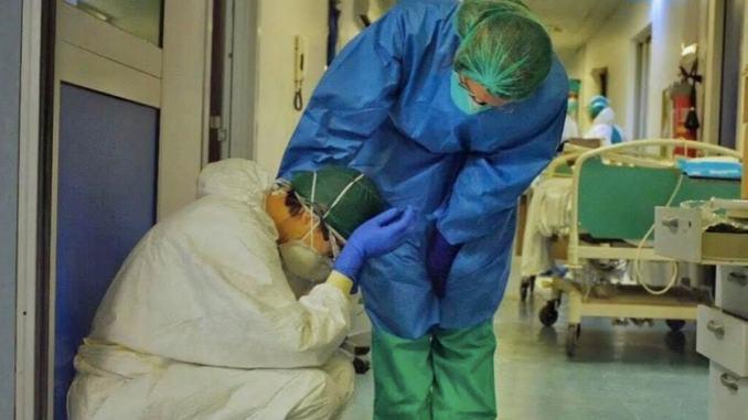 Soccorrere i soccorritori, ospedale Terni supporto psicologico è in fase 2