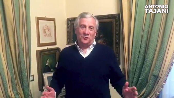 Pasqua: Tajani,auguri a terremotati, affrontano due emergenze