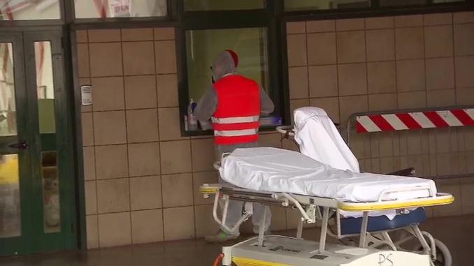 Covid fa un'altra vittima, è un 78enne di Arrone, morto all'ospedale di Terni