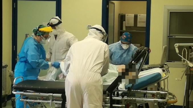 Covid19, un uomo di 78 anni muore a Perugia, salgono a 66 i decessi