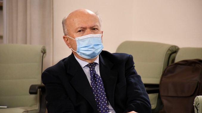 """Enrico Melasecche: """"Sono guarito dal covid, usate attenzione e prudenza"""""""