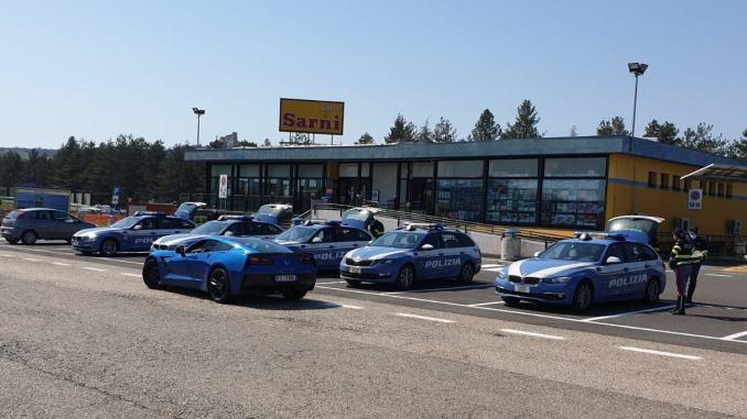 Giornata di traffico sulle strade, implementati i controlli della Polstrada