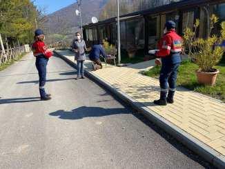 Emergenza Covid-19 Prociv Umbria ringrazia tutti i volontari