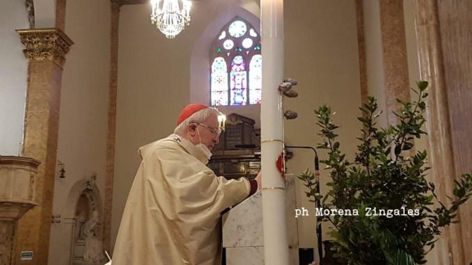 Prima messa aperta cardinale Gualtiero Bassetti, ricordato san Giovanni Paolo II