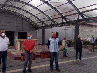 Generosità dei cacciatori di cinghiali, donati macchinari all'Ospedale