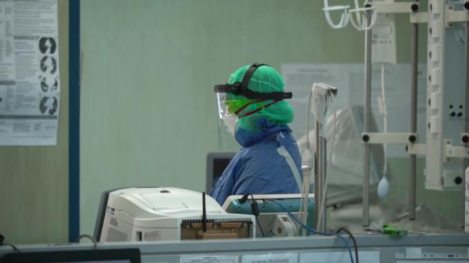 Scendono a cinque pazienti in intensive Umbria, 31 comuni covid free
