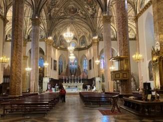 Cattedrale San Lorenzo lunedì 18 maggio prima messa a porte aperte