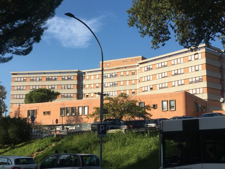 Ospedale di Terni, ambulatori aperti anche domenica 25 ottobre