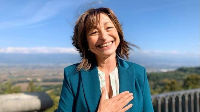 Malore per la presidente Donatella Tesei, trasferita all'ospedale di Spoleto