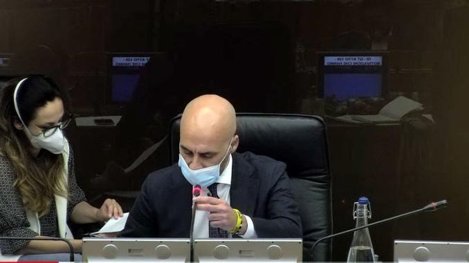 Assemblea legislativa Palazzo Cesaroni si riunisce martedì 23 marzo, ore 9.30