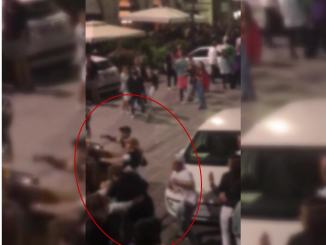 Pugni, calci, movida violenta a Perugia alla faccia del covid-19