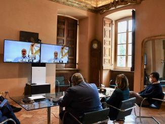 """Ast, presidente Tesei: """"Massima attenzione da parte nostra su futuro sito di Terni"""""""