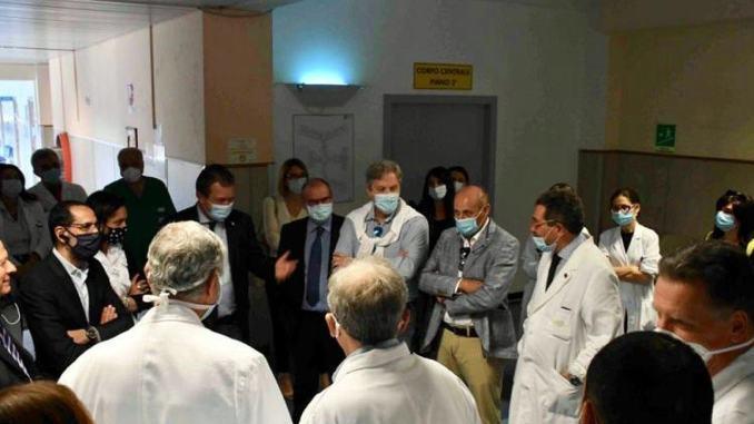 """Il sindaco Latini: """"Terni ha bisogno di un nuovo ospedale"""""""