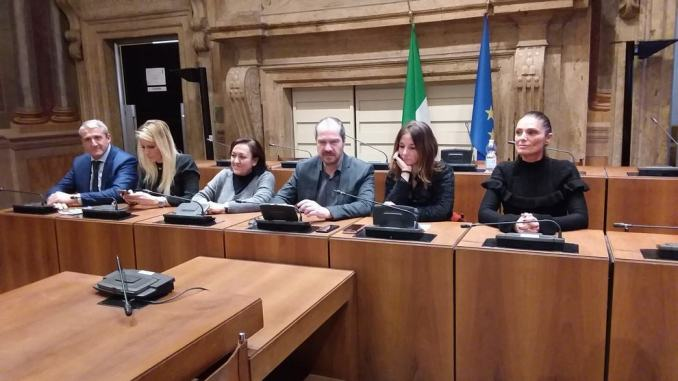 Vandali sede FdI Terni, lo sdegno della capogruppo Monia Santini