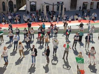 Manifestazione del 2 giugno in molte piazze italiane