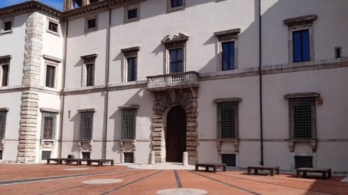 Palazzo Cesi di Acquasparta, annullato il bando per la gestione e la valorizzazione