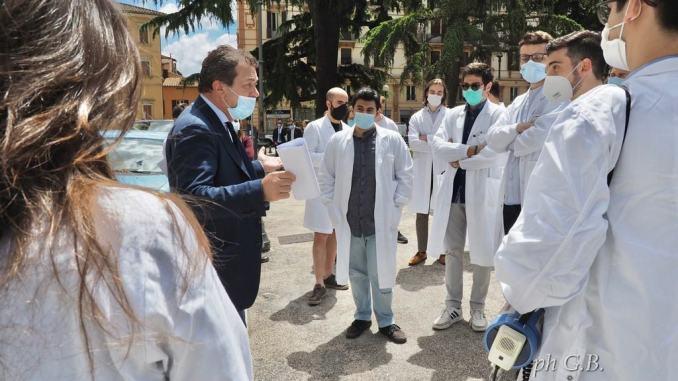"""Terza commissione: """"Proroga di sei mesi per i lavoratori di Umbria Salute"""""""
