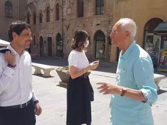 Jazz in august, Il sindaco Romizi, il vento del jazz torna a soffiare su Perugia