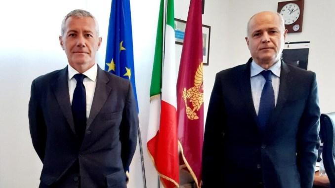 Gianfranco Leva è il nuovo dirigente Digos, oggi il benvenuto del Questore
