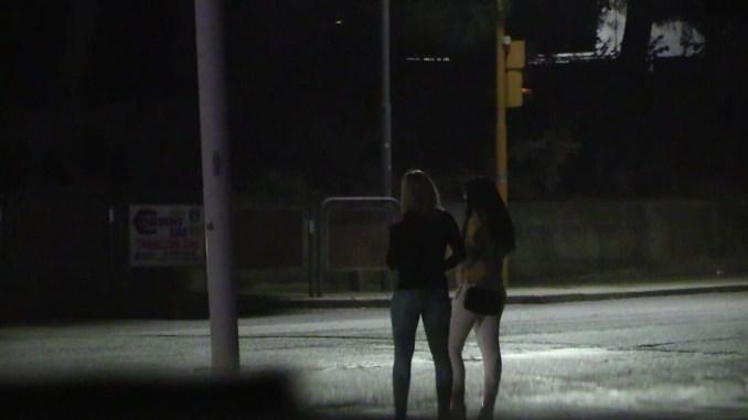 Prostitute straniere sulle strade del vizio a Perugia, controlli e sanzioni