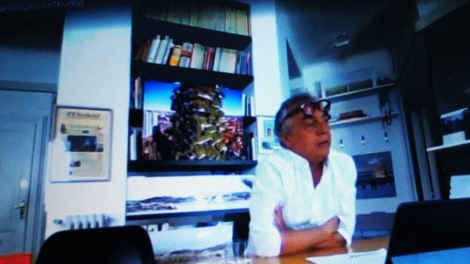 Stefano Boeri ospite in remoto della Università per Stranieri di Perugia