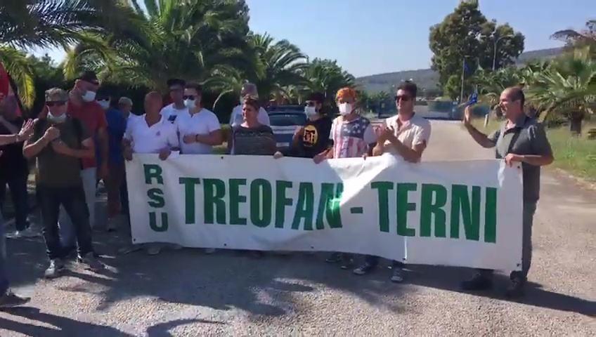 Treofan di Terni, convocato al tavolo al Mise per il 15 luglio