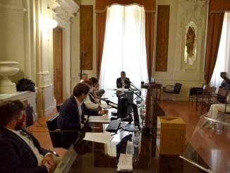 Commissione statuto, eletti Carissimi e Fora, presidente e vicepresidente