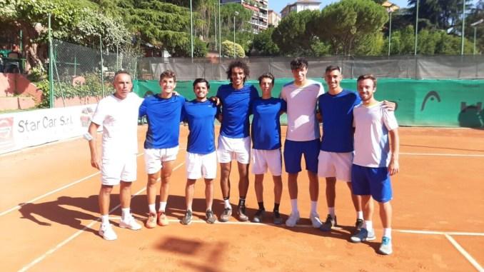 Lo Junior Tennis Perugia esce sconfitto nella finale playoff