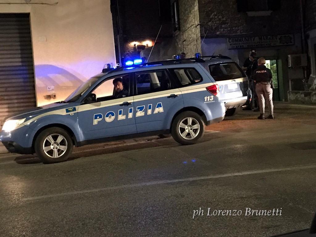 Vasta operazione della polizia a Fontivegge, nei pressi della stazione