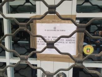 Movida ternana, chiuso a Terni per 15 giorni un altro pub