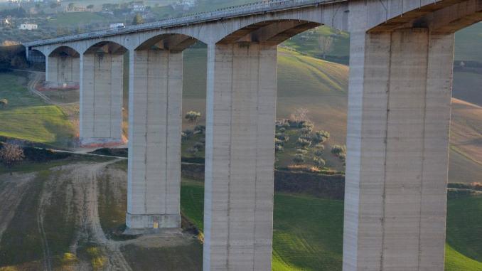 Sicurezza di ponti e viadotti Ateneo Perugia tra fondatori Consorzio Fabre