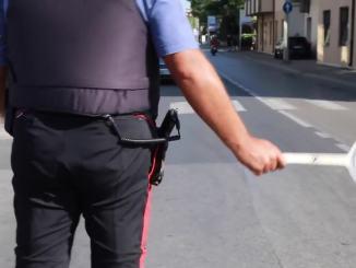 Movida sotto controllo dei Carabinieri a Spoleto, alcol e droga, due denunce