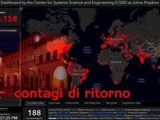 Giovane positivo al covid-19 ad Assisi era tornato dall'estero