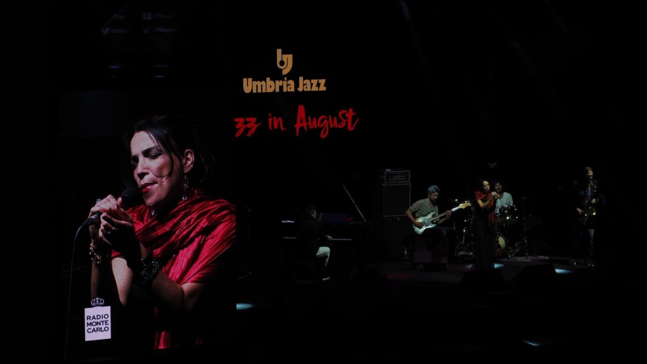 Greta Panettieri Quartet apre Jazz in August a Umbria Jazz 🔴 VIDEO