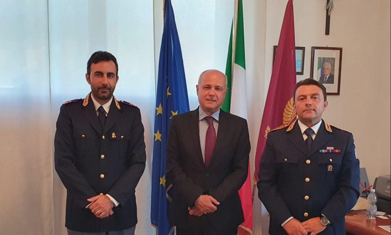 Michele Santoro va a dirigere il Commissariato di Città di Castello