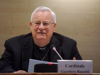 Covid, Cardinale Bassetti confida, pensavo essere giunto a limite