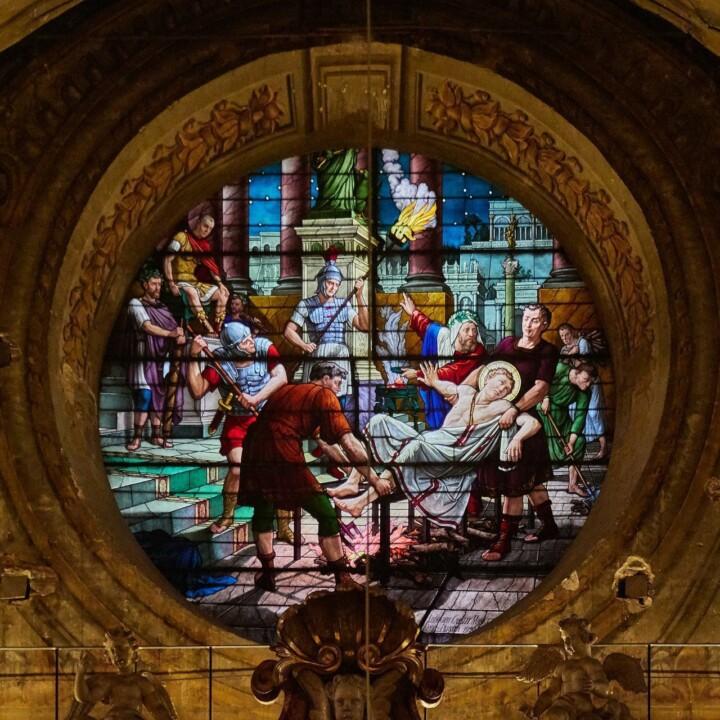 Solennità di San Lorenzo, diacono e martire, titolare della cattedrale