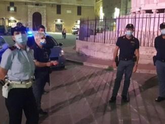 Baby movida, al via controlli anti assembramenti a Perugia e periferie