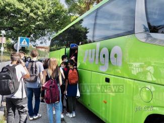 Trasporto pubblico, saranno monitorati accessi degli studenti ai mezzi