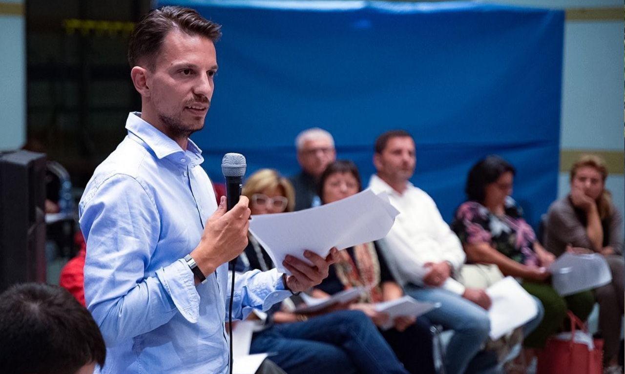 Tommaso Bori si candida a segretario regionale del Pd Umbria