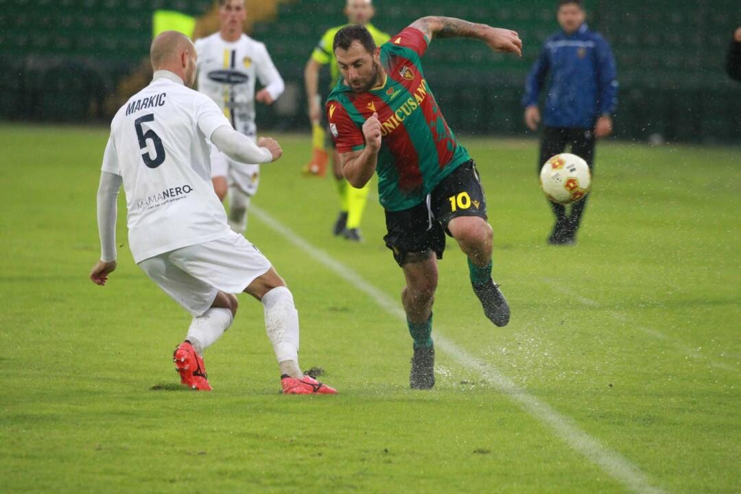 Ternana-Viterbese 0-0, il tabellino finale del pareggio al Liberati