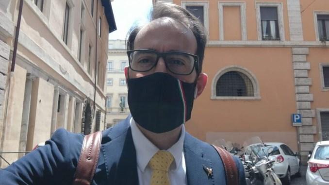 Tra Lega e Fratelli d'Italia scoppia la lite, asperrimo Caparvi in replica