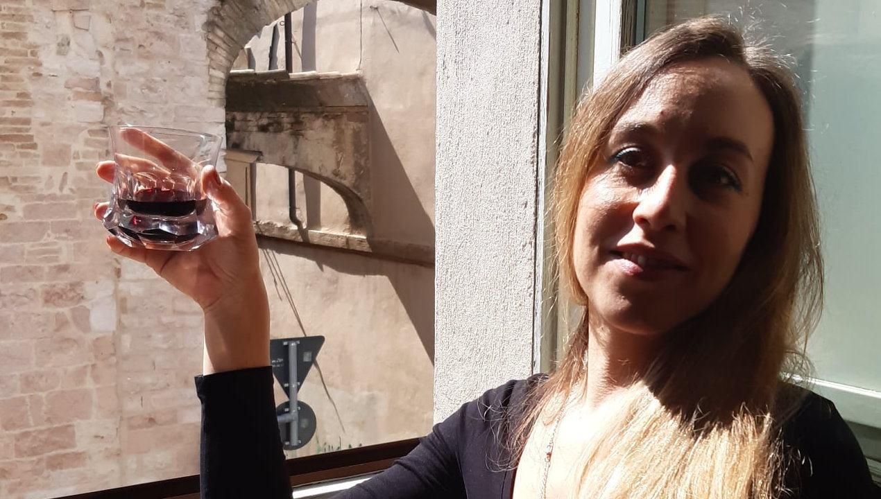 L'attrice umbra Caroline Baglioni vince alla Biennale di Venezia