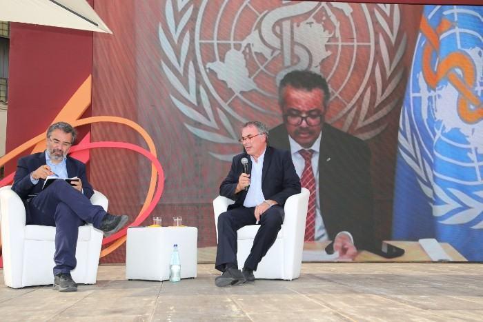 """Covid, direttore Oms Ghebreyesus: """"Abbiamo bisogno di più cooperazione internazionale"""""""