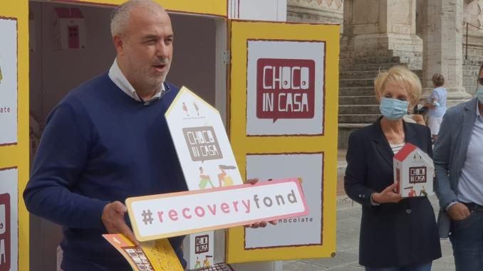 Niente Baracconi, oggi il Cst darà la risposta su Eurochocolate, ma Guarducci pensa al piano B