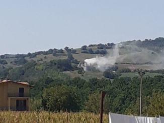 Nube anomala cementeria Colacem, De Luca, chiarire cause del guasto