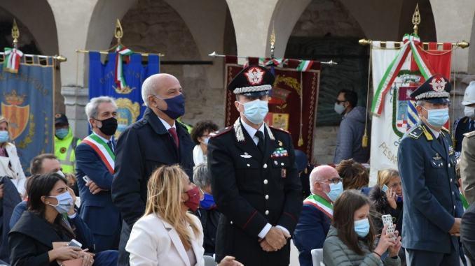 """""""La macchina della sicurezza ha funzionato"""", celebrazioni San Francesco, parla il Questore"""