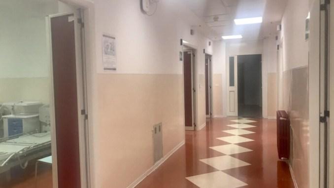 Ospedale di Terni, ampliato il reparto di Malattie Infettive